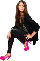 PNG of Selena Gomez by chicastecnologicas21