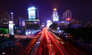 Bangkok Lights 5 by comsic