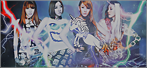 2ne1 - i love you signature by Nobuyuki7