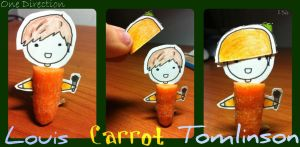 Louis Carrot Tomlinson by laura22elle