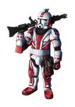ARCC trooper (advanced recon clone commando) by ILoveBlueMoreThanYou