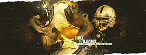 Mike Williams - Seahawks by eeryvision