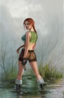 lara silvestri comission by calisto-lynn