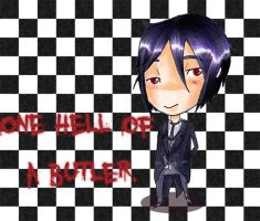 BB : One Hell Of A Chibi by fruits-basket-head