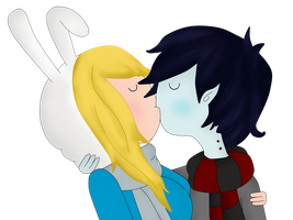 Holiday Kiss! by AndiScissorhands