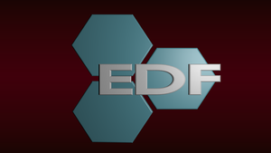 EDF Logo - Animated - PNG by LonMcGregor