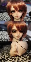 Face-up: Bobobie Espree - 3 by asainemuri
