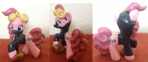 MLP: FIM Pinkie Pie Season 3 Spy Blind Bag Pony by LadyDraconic