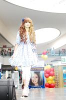 Classic Lolita by catherinejannelle