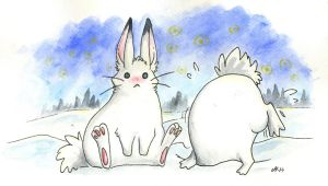 The life of a bunny. by Rintoka