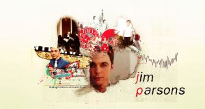 Jim Parsons Wallpaper 10 by HappinessIsMusic