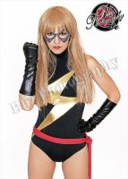 Ms. Marvel by JeanneKilljoy