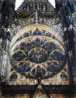The Rose-Window by Mornambar-Totto