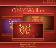 CNY Wall 10 by Caffery