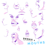 OPEN YOUR MOUTH by David-Dennis