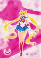 Real Justice - Sailor Moon by YukiTenshin