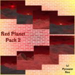 Red Planet Background Pack 2 by Pyrosaint-Stox