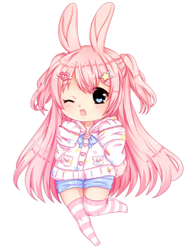 Hop~! by BunniPaws