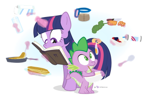 Breakfast is Magic by dm29