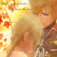 Ventus Namine times like these by Graces87