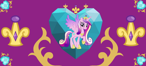 Princess Cadance ( and stuff ) by PINKYPIE4522