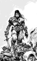 CONAN INKS by darquem