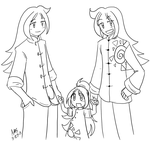 Me and My Brothers by mandy-kun