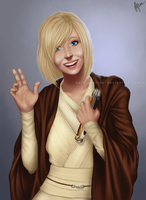 Commission: Shaye by barn-swallow