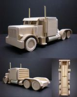 Optimus Prime Truck 2 by tkyzgallery