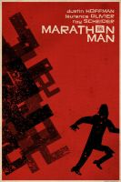 Marathon Man Movie Poster by Lafar88