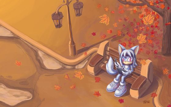 Autumn by F1Cheese
