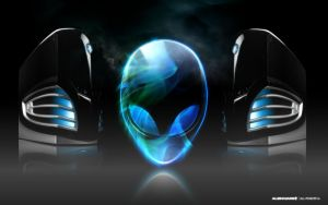 ALIENWARE PROMO WALLPAPER by rg-promise