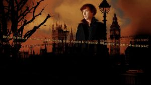 Sherlock S2 Wallpaper by lieutenantsubtext