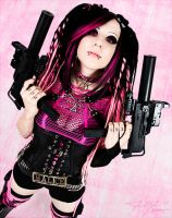 Action Figure Malice by destroyinc