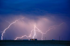 Lightening by Kelabel