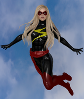 Ms. Marvel by hitmanwa