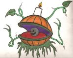 clam o lantern by heartle55