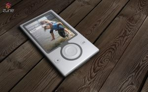 zune by 3DEricDesign