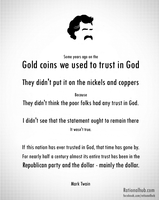 Mark Twain on Republicans and Capitalism.. by rationalhub