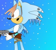 Frostbite The Hedgehog 2.0 Digital by frostbite15071