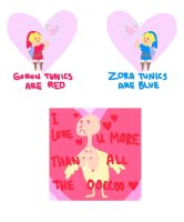 Valentines 2012: Link and Love Poems by buttsprincess