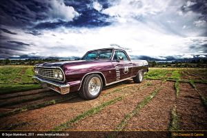 64 Chevy El Camino by AmericanMuscle