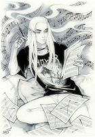 Randy Mirkwood by Candra