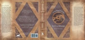 Stravaganza Book Cover - City of Masks by annwin