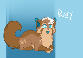Rory -Commish- by Spottedfire-cat