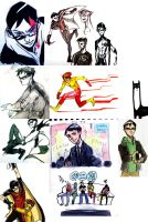 young justice stuff by mohja