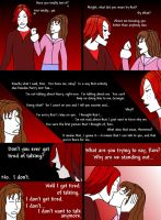 I Don't Want to Talk Anymore by BlueRockAngel