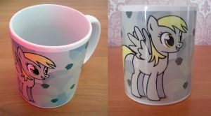 A Pony Mug Of 117% Derp by NeatSketch