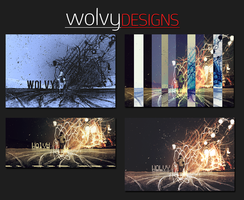 Lights by WolvyDesigns