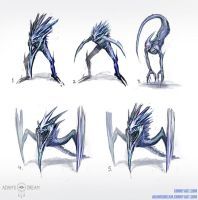 Icemonster Thumbnails by ConnyNordlund
